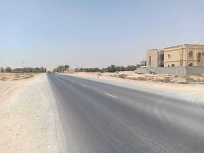Plot for Sale in Al Amerah, Ajman - For sale residential land, a very excellent location, at a suitable price for everyone