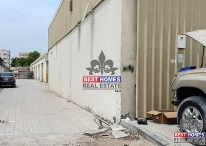 مستودع  للايجار في عجمان الصناعية، عجمان - Warehouse | 4 Payment | In Industrial Area 2 Ajman