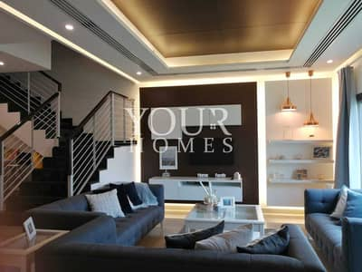 تاون هاوس 4 غرف نوم للبيع في قرية جميرا الدائرية، دبي - Mk | Motivated seller | Vacant in 3Months 4Br+M