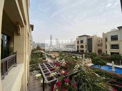 شقة 2 غرفة نوم للبيع في المدينة القديمة، دبي - 2 Bedroom with Balcony| Bright |Vacant on Transfer