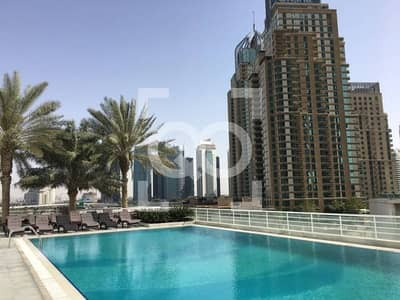 High Floor | Unfurnished | Sea and Golf Course View