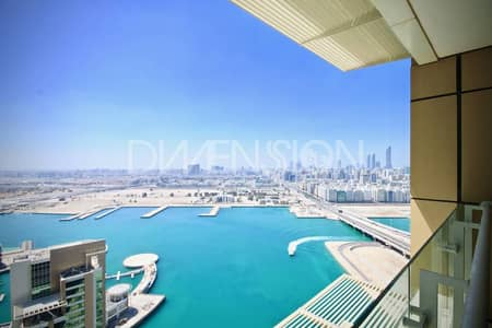 Spacious 3 bedroom apartment with a view !
