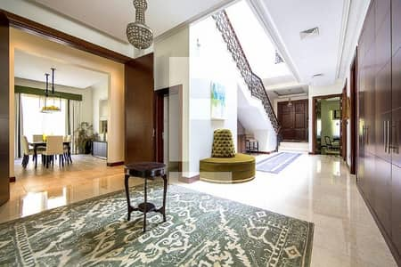 Extended 6BR| Fully Furnished| Al Barari