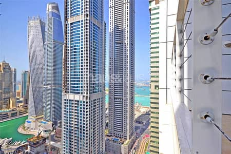 Marina views  Available now Un-furnished