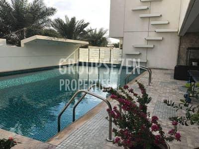 2-Villa Complex in Jumeirah 3, Burj Al Arab View