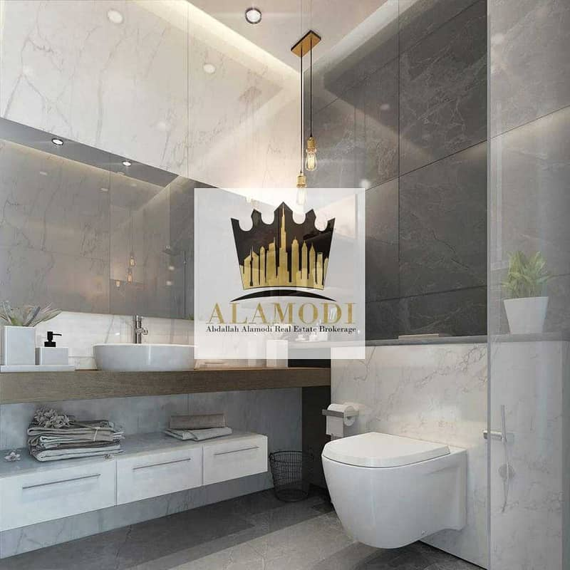 10 1 BHK for sale in Ajman and installments on 7 years