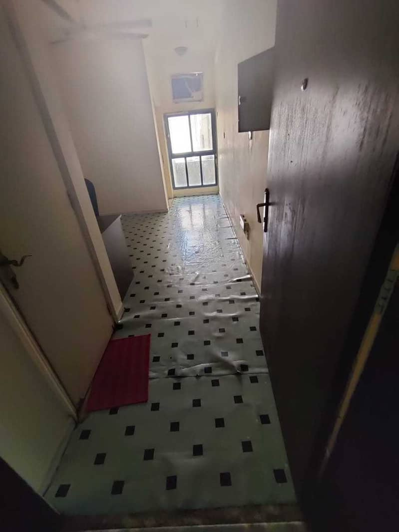 Unfurnished Studio Apartment |  Compact Kitchen | 18K only