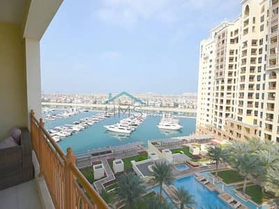Sea View | Mid Floor | Marina Residence 1