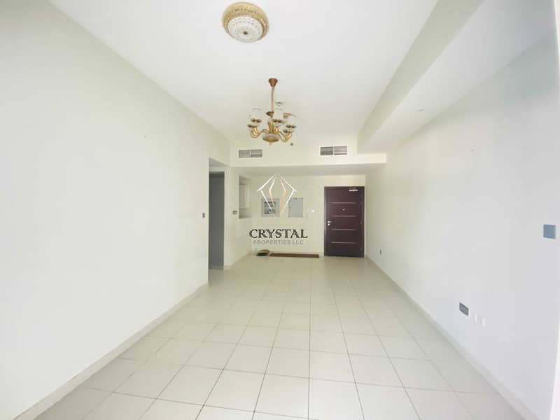 2 Vacant 2BR + Maid Room With Balcony