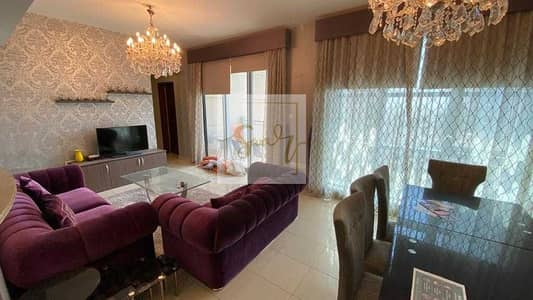 2 Bedroom Apartment for Rent in Downtown Dubai, Dubai - Fully Furnished 2 Br .