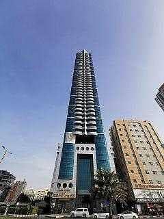 Office for Rent in Al Nakhil, Ajman - BURJ AL OWAIS - 3 BHK (1 SERIES)  COMMERCIAL FLATS