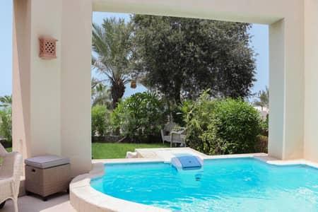 فیلا 2 غرفة نوم للايجار في منتجع ذا كوف روتانا، رأس الخيمة - 5* resort living - Private Pool - Fully Furnished