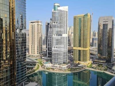 شقة 1 غرفة نوم للبيع في أبراج بحيرات الجميرا، دبي - Beautiful Lake View 1BHK Apt in Concorde Tower