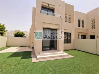 3 Bedroom Townhouse for Sale in Reem, Dubai - Study Room plus Maidroom | Corner Unit