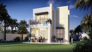 فیلا في جولف لينكس إعمار الجنوب دبي الجنوب 5 غرف 4644400 درهم - 5284248