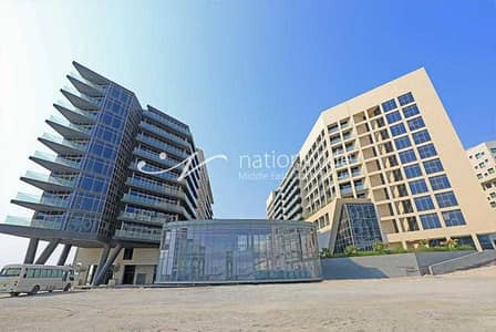 Studio for Rent in Saadiyat Island, Abu Dhabi - Enjoy A Relaxed Lifestyle In This High-end Unit