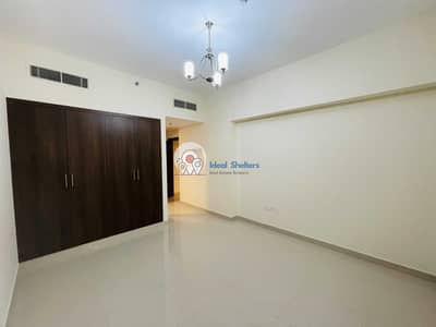 2 Bedroom Flat for Rent in Nad Al Hamar, Dubai - OPEN VIEW 2BHK WITH LAUNDRY ROOM