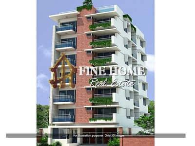 مبنى سكني  للبيع في روضة أبوظبي، أبوظبي - For Sale Tower   11 Floors   Good Location