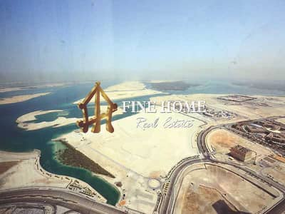 4 Bedroom Flat for Sale in Al Reem Island, Abu Dhabi - High Floor I Apartment 4BHK+1 with Sea View