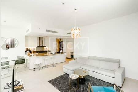 2 Bedroom Flat for Rent in Dubai Marina, Dubai - Furnished 2Bed | Sea View | Marina Gate