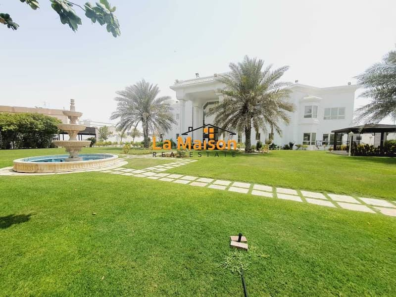 2 commercial marble finishing villa in safa rent is 2.5m