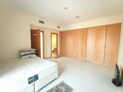 1 Bedroom Flat for Rent in Dubai Silicon Oasis, Dubai - BRIGHT SPACIOUS 1BHK CHILLER FREE LONG BALCONY