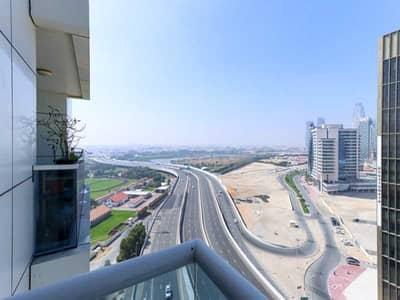 شقة 1 غرفة نوم للبيع في الخليج التجاري، دبي - Bright & Airy   City View   Spacious 1 Bed