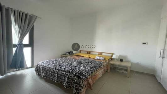 1 Bedroom Flat for Sale in Town Square, Dubai - Corner unit| Pool View | Vacant on transfer