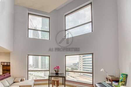شقة 4 غرف نوم للايجار في جميرا بيتش ريزيدنس، دبي - Duplex 4 Bedrooms Fully Furnished Sea View