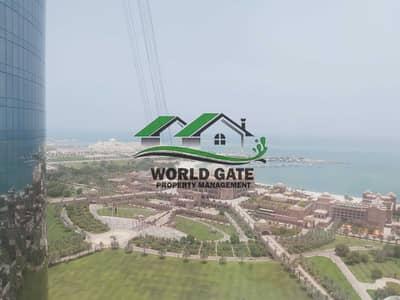 فلیٹ 1 غرفة نوم للايجار في شارع الكورنيش، أبوظبي - No Commission I 1BHK apartment I Sea view I Corniche Road