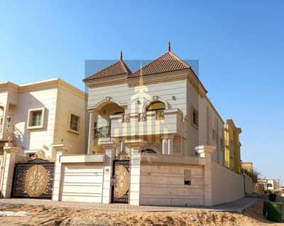 فیلا 5 غرف نوم للايجار في المويهات، عجمان - عرض رائع فيلا عصرية جميلة للإيجار 5 غرف نوم رئيسية (صالة) في المويهات 1 عجمان إيجار 85000 درهم إماراتي / - درهم إماراتي سنويًا