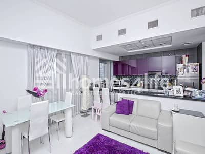 Elegant 2BR Unit on High Floor in Cayan Tower