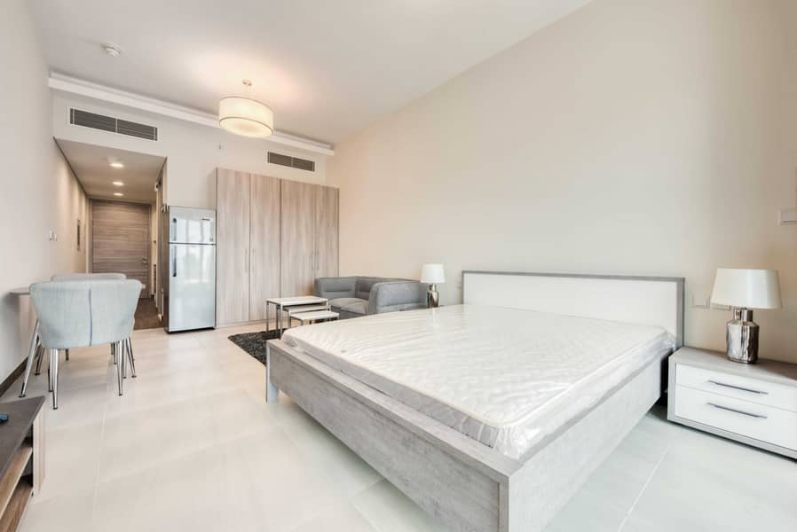 Brand New Fully Furnished | With Bills | 12 Chqs YEARLY CONTRACT