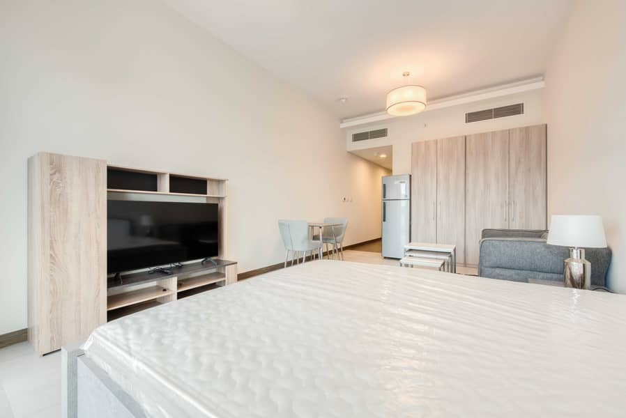 2 Brand New Fully Furnished | With Bills | 12 Chqs YEARLY CONTRACT