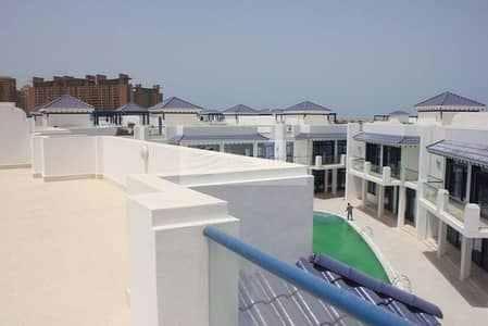 Townhouse 4 BR+Maid's in Palma Residence