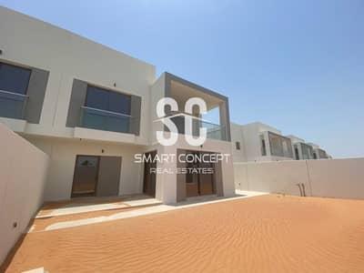 تاون هاوس 3 غرف نوم للايجار في جزيرة ياس، أبوظبي - Single Row and Spacious Home w/ Maid's Room