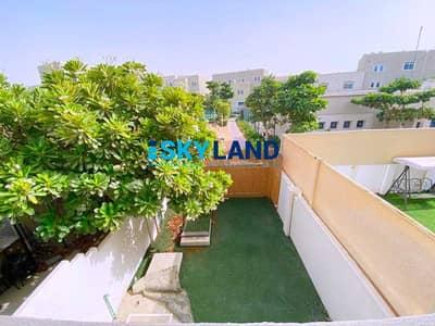 3 Bedroom Villa for Rent in Al Reef, Abu Dhabi - Vacant   Single Row   Beautiful Garden   Close to Park