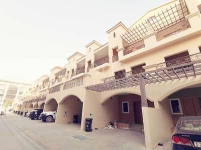 تاون هاوس 4 غرف نوم للايجار في قرية جميرا الدائرية، دبي - SB | Top Terrace 4Bed + Maid Townhouse in JVC