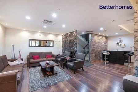 3 Bedroom Apartment for Sale in Jumeirah Village Triangle (JVT), Dubai - Duplex   Maids+Storage   Pool View   Open Study