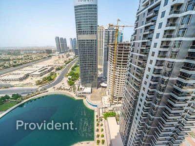 شقة 1 غرفة نوم للايجار في أبراج بحيرات الجميرا، دبي - Exclusively Managed | Chiller Free | Lake View