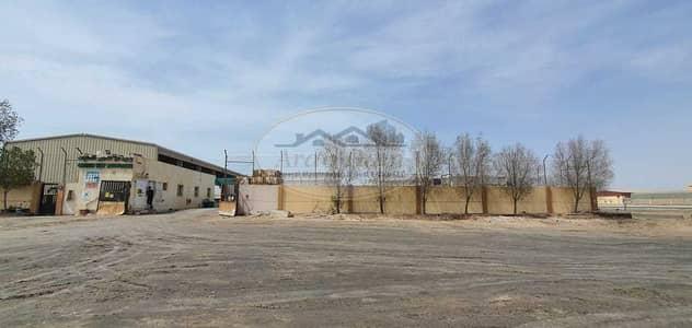 ارض تجارية  للبيع في مصفح، أبوظبي - Good Investment Deal | Commercial Plot for Sale with A Prime Location at Mussafah Area West 5 | Inquire Now!