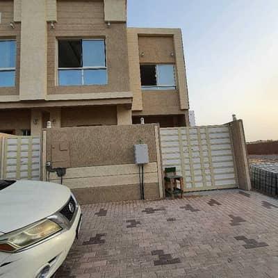 5 Bedroom Villa for Rent in Al Yasmeen, Ajman - Villa for rent in Ajman, Jasmine, first inhabitant ??  Two-storey persona