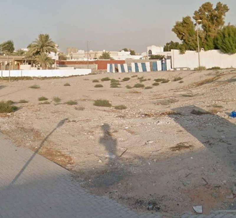 Residential  plot for sale in al azra sharjah