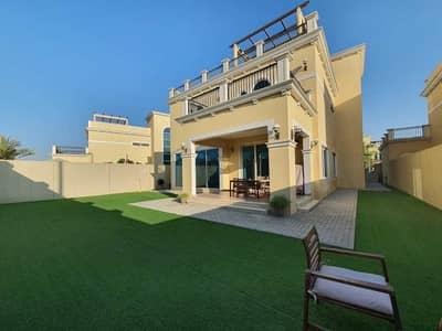فیلا 4 غرف نوم للبيع في جميرا بارك، دبي - 4 BR | Legacy Nova | Vacant | Single Row Villa | JLT Skyline View