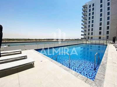 Studio for Rent in Yas Island, Abu Dhabi - Vacant! Pool View I Brand new w/ 2 payments
