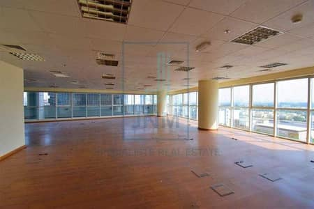 Office for Sale in Jumeirah Lake Towers (JLT), Dubai - Best Price for Fitted Half Floor in Swiss