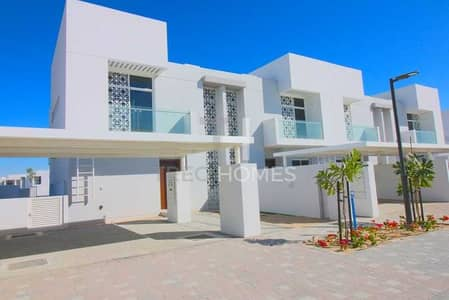 تاون هاوس 3 غرف نوم للايجار في مدن، دبي - Single row | Corner | Available mid sept
