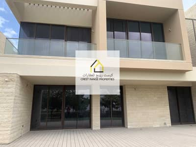 4 Bedroom Villa for Rent in Saadiyat Island, Abu Dhabi - A mix of luxury and family living