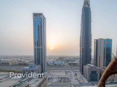 1 Bedroom Flat for Sale in Downtown Dubai, Dubai - Spectacular View   Rented   Mid Floor