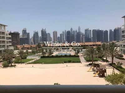 فلیٹ 3 غرف نوم للايجار في تلال الجميرا، دبي - Upgraded | Furnished | Pool View